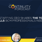 The continuity forecast episode 23 business continuity podcast