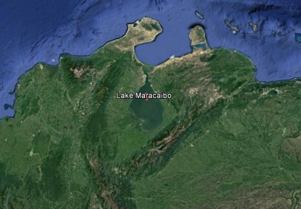 lake topography