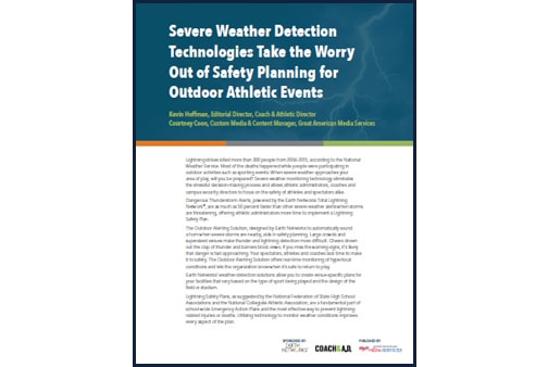 Coach and AD Severe Weather Detection Technologies Reduce Uncertainty Cover Image