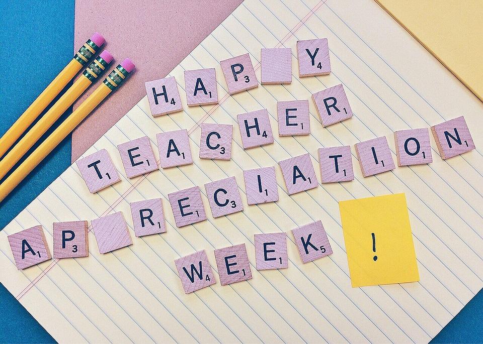 7 meaningful ways to celebrate teacher appreciation week