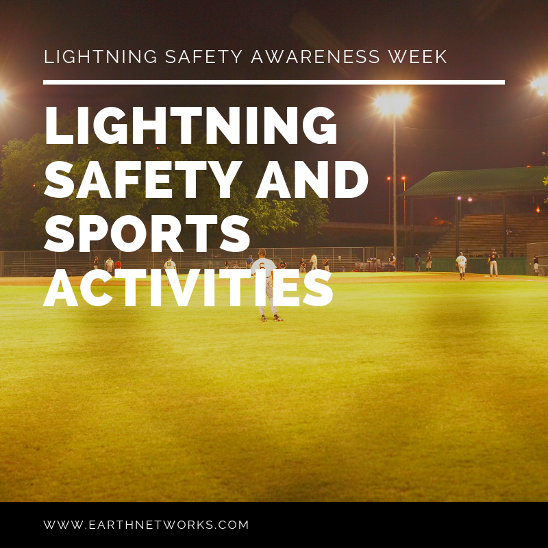 "Title ""LIGHTNING SAFETY AND SPORTS ACTIVITIES"""