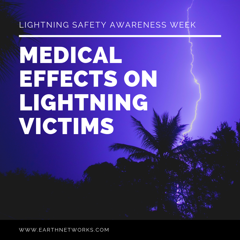 "Title: ""MEDICAL EFFECTS ON LIGHTNING VICTIMS"""