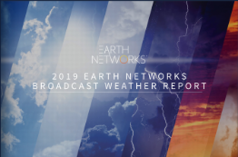 2019 Earth Networks Broadcast Weather Report Cover Image - Earth Networks