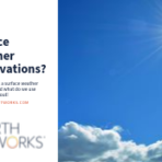WHAT ARE SURFACE WEATHER OBSERVATIONS?