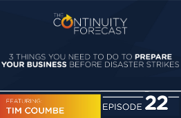 3 Things You Need to Do to PRepare Your Business Before a disaster with a large loss recovery partner