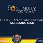 Episode 25 of the Continiuty Forecast podcast