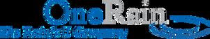 One Rain - The rainfall company logo
