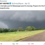 tornado tweet tile