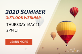 Tile for the 2020 summer outlook webinar on May 21, 2020 at 2PM ET