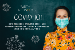 2020 COVID-19 Report for Teachers - Earth Networks