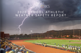 2020 Athletic Safety title page - Earth Networks
