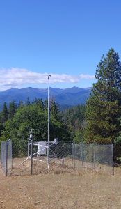 EArth Networks weather station in California