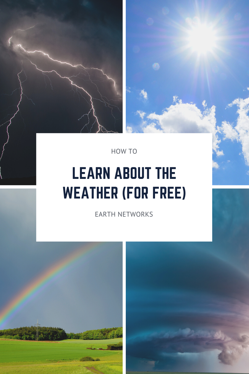 how to learn about the weather for free