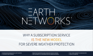 Why A Subscription Service Is The New Model For Severe Weather Protection