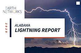 Alabama Lightning Report Cover