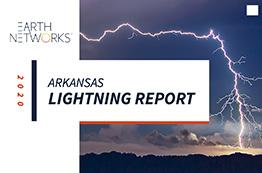 Arkansas Lightning Report Cover