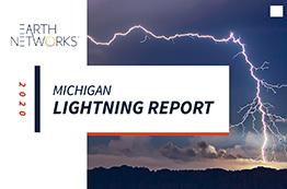 Michigan Lightning Report Cover