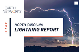 North Carolina Lightning Report Cover
