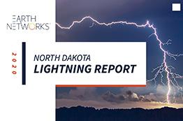 North Dakota Lightning Report Cover