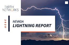 Nevada Lightning Report Cover