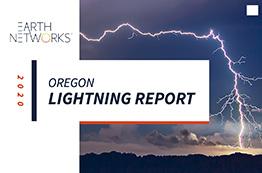 Oregon Lightning Report Cover