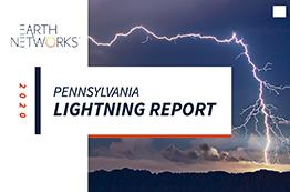 Pennsylvania Lightning Report Cover